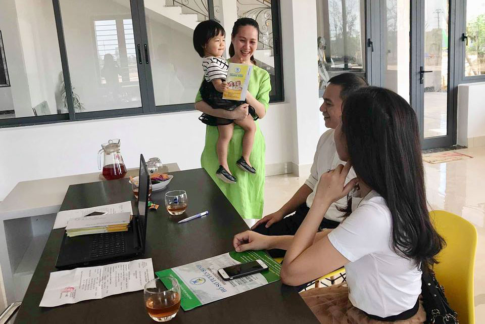 Mỹ thuật Montessori tại Trường Mầm non Quốc tế Trung Kiên?